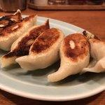 椿華亭 - 焼餃子
