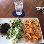 アドローマジュニア - 料理写真:ランチ