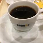 ドトールコーヒーショップ - コーヒーっぽいコーヒーが良い感じ