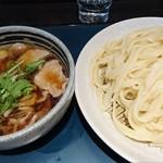 竹國 - 肉汁うどん(中盛り500g)