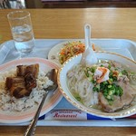 アプサラス - お昼の定食