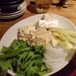 春日原 十八 - お野菜。
