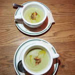 HOFF - アスパラガスのスープ