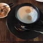 コルド - (料理)ランチセットのドリンク(カプチーノ)