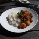 多摩川ダイナー - 料理写真:カレー