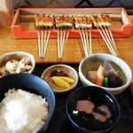 田楽座 わかや - 料理写真:Aセット