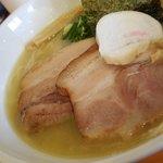 82665738 - 白湯スープです。