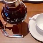 倉式珈琲店 - ドリンク写真:サイフォンコーヒー