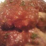 ビストロ グーテ - 骨付きスペアリブのトマト煮込み@1350円
