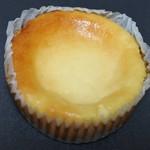 エビアンコーヒー - ベイクドチーズ