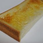 エビアンコーヒー - トースト