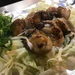 お好み焼 きゃべつ - 広島牡蠣焼き