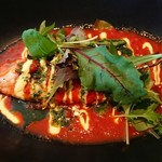 リストランテ カプリ - 魚のメイン