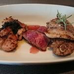リストランテ カプリ - 肉のメイン
