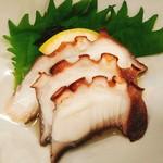 明石の旬を味わう ぜんさく - 酢物:明石蛸酢
