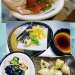 和風ダイニングまんま - 春を食べるコース料理no2