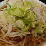 桜ラーメン 北方店 -    桜ラーメン しょうゆ 750円