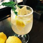 渋谷BARFIVE - ハチミツ塩レモンサワー