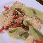 ムッジーナ - ホタテ香草パン粉焼き