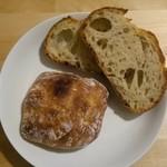 ブーランジェリー メチエ - 田舎パンとチャバタ