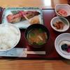 京粕漬 魚久  - 料理写真:金目鯛酒粕・白味噌漬定食