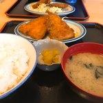 平和食堂 -