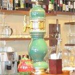 セバスチャン - 都内に3つしかないという、陶器でできたビールサーバー!