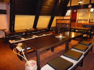 カフェ&レストラン 絵里珈 - 二階のお部屋