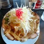 らーめん砦 木津城 - ネギら~めん ¥850.-(税込)