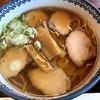 日乃出庵 - 料理写真:チューシュー麺