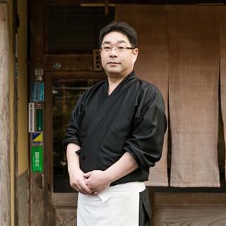 伊藤剛治氏(イトウタケジ)―地元の食材で豊かな味わいを表現