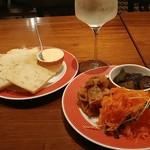 AOYAMA Mar Mare - お通し&選べる前菜