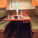 おんざ - 個室席