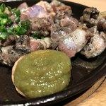 わら焼・串焼ダイニング 焼名人 - さいころ焼