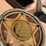わら焼・串焼ダイニング 焼名人 - ごま油&九州たまり@ 鶏刺し4種盛り