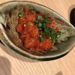 わら焼・串焼ダイニング 焼名人 - チャンジャ