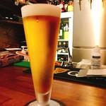 82685630 - ランチビール300円