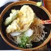 レストラン 最高地点 - 料理写真:天ぷらそば