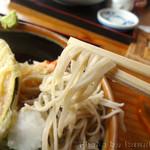 レストラン 最高地点 - 天ぷらそば