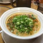 大須たんたんめん - 標準担担麺(濃厚です)