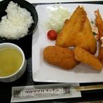 タカラヅカキッチン - ミックスフライ♪
