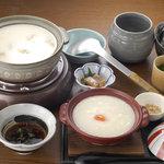 げんかい食堂 - 料理写真:元祖 水たき(煮凍り・雑炊付)