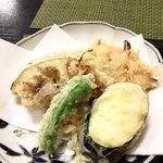 82690273 - 野菜の天ぷら