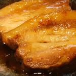 元祖めんたい煮こみつけ麺 - 料理写真: