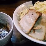 麺鮮醤油房 周月 - 【つけめん 味玉のせ + ちゃーしゅー】¥880 + ¥280