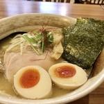 麺屋 武一 - 濃厚鶏白湯そば 特製全部入り(980円)