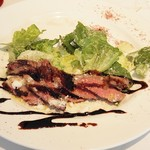 Magnolia - 牛肉のタリアータ
