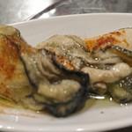 燻製バル けむパー - 牡蠣の燻製♪