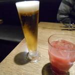 SALVATORE CUOMO&BAR - ビール&サングリア♡