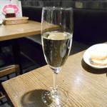 SALVATORE CUOMO&BAR - スパークリングワイン♡